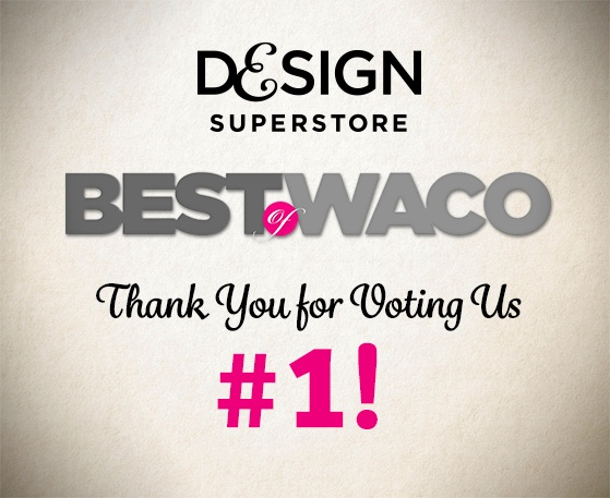 Thank You for Voting Us #1!