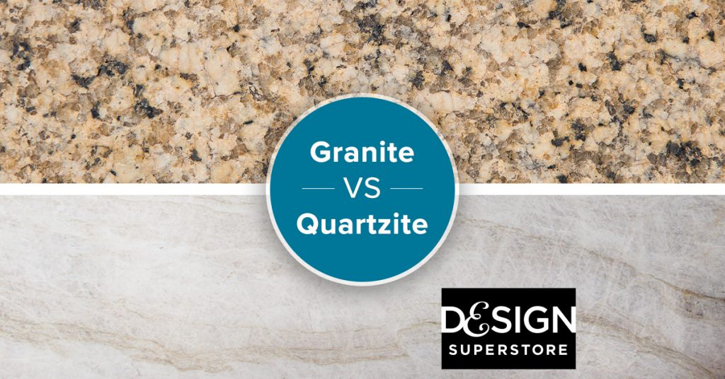 Granite vs. Quartzite